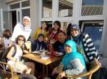 Breakfast with The Indonesian Team