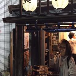 yakitori in shinjuku